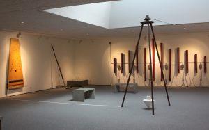 Vestjyllands Kunstpavillion 2014, lys, vand og lydinstallationer