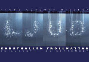 Trollhättan Konsthall Sverige 2006, LJUD, lyd- og vandinstallationer